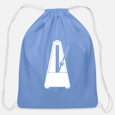 Music Timer - Cotton Drawstring Bag