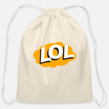 Lol Lol - Cotton Drawstring Bag