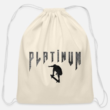 Platinum PLATINUM Design - Cotton Drawstring Bag