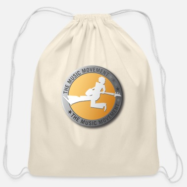 Movement The Music Movement - Cotton Drawstring Bag