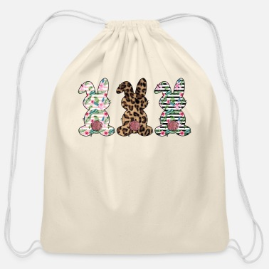 Bunny Rabbit Bunny Rabbit - Cotton Drawstring Bag