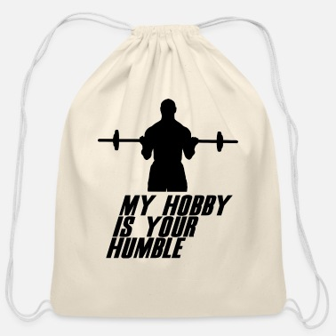 Funny Crossfit Crossfit - Cotton Drawstring Bag