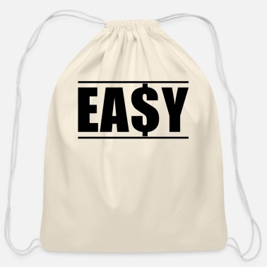 Easy EASY - Cotton Drawstring Bag