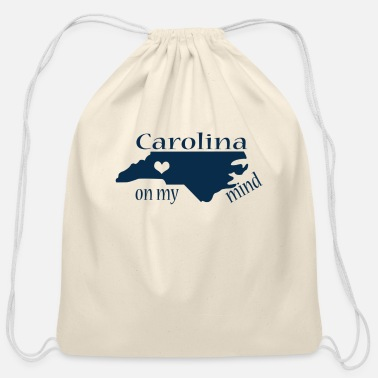 Carolina Carolina - Cotton Drawstring Bag