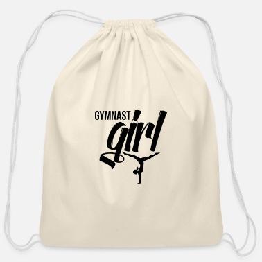 262261a826ba Gymnastic Gymnastics Gymnastics Gymnastics Gymnastics - Cotton Drawstring  Bag