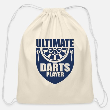 Dart Club Darts Club Darting Dart Dart Player - Cotton Drawstring Bag