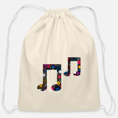 Sheet Sheet music Sheet music - Cotton Drawstring Bag