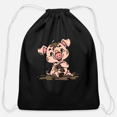 Sow Dirty sow - Cotton Drawstring Bag