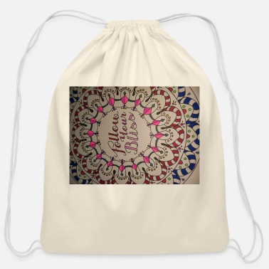 Bliss Bliss - Cotton Drawstring Bag
