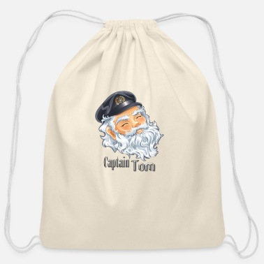 Tomine CAPTAIN TOM - Cotton Drawstring Bag