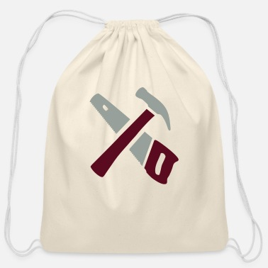 Tool tools - Cotton Drawstring Bag