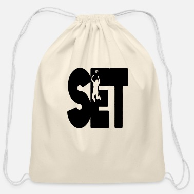 Set Set - Cotton Drawstring Bag