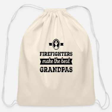Stunt Firefighters - Cotton Drawstring Bag