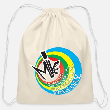 M.I.K.E. 2018 - Cotton Drawstring Bag