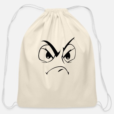 Beautiful Be Beautiful - Cotton Drawstring Bag