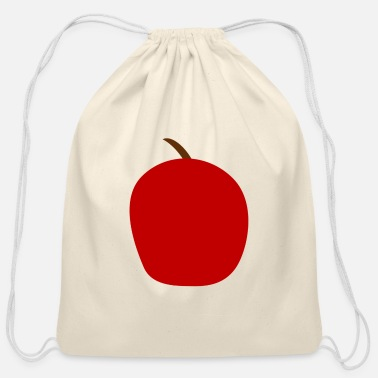 Apple Apple - Cotton Drawstring Bag