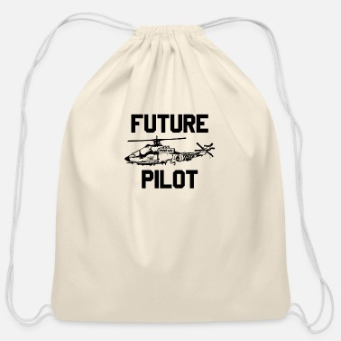 Pilot Pilot - Cotton Drawstring Bag