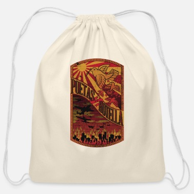 Modern modern - Cotton Drawstring Bag