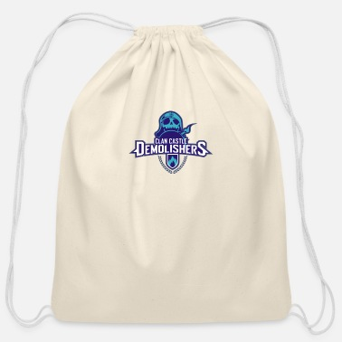Clan Clan Destroyers - Cotton Drawstring Bag