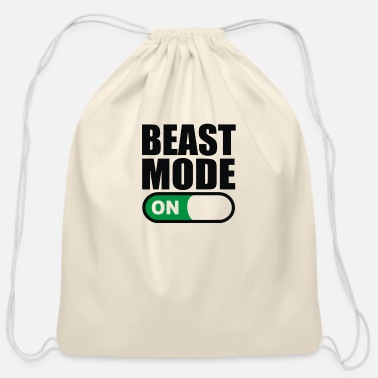 Mode Mode On - Cotton Drawstring Bag