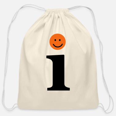 Provocation i letter - Cotton Drawstring Bag