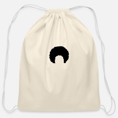 Jack Black lives matter - Cotton Drawstring Bag
