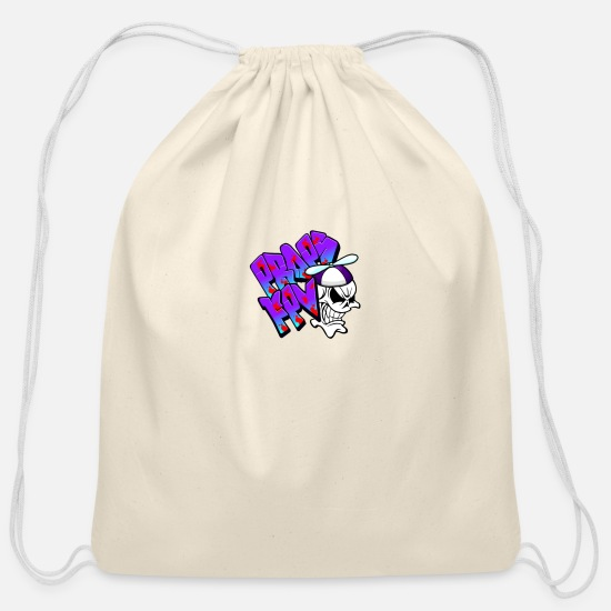 Prop Bags & Backpacks - PROPS FPV - Cotton Drawstring Bag natural