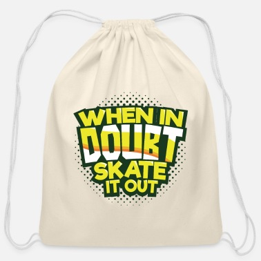 Skater Skater - Cotton Drawstring Bag