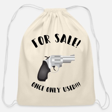 Satire Verkaufen - Cotton Drawstring Bag