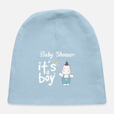 Addicted Baby Shower copy - Baby Cap