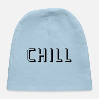 Chill Chill - Baby Cap