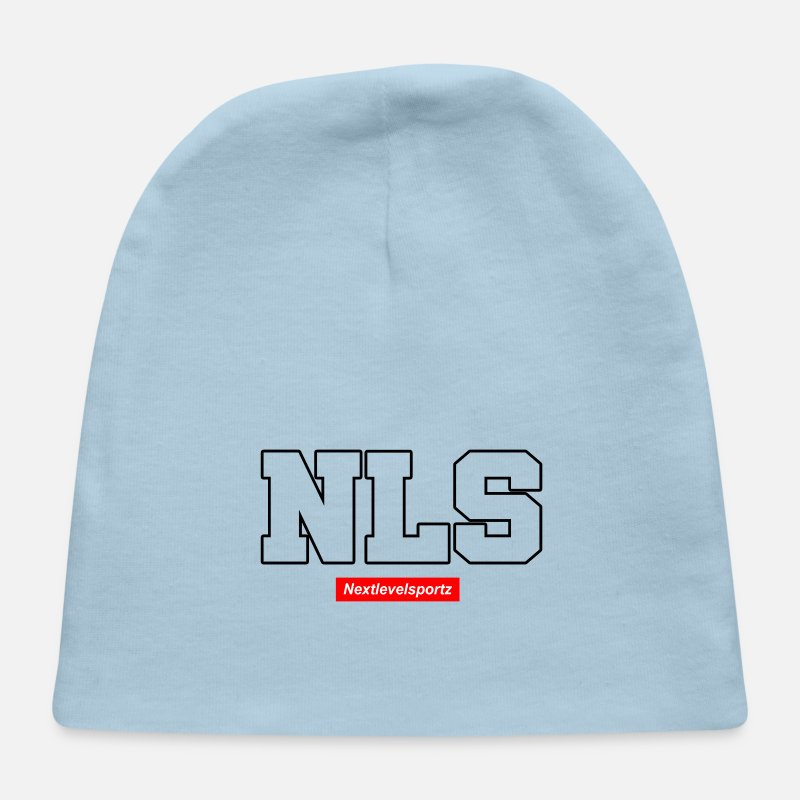 Rugby Baby Caps - NLS - black - Baby Cap light blue 370c7feac6a