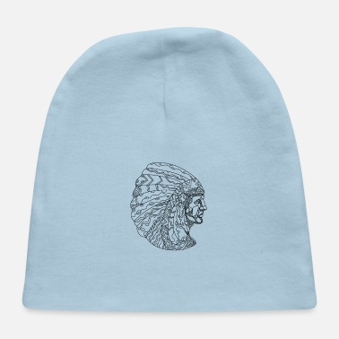 American Indian American Plains Indian - Baby Cap