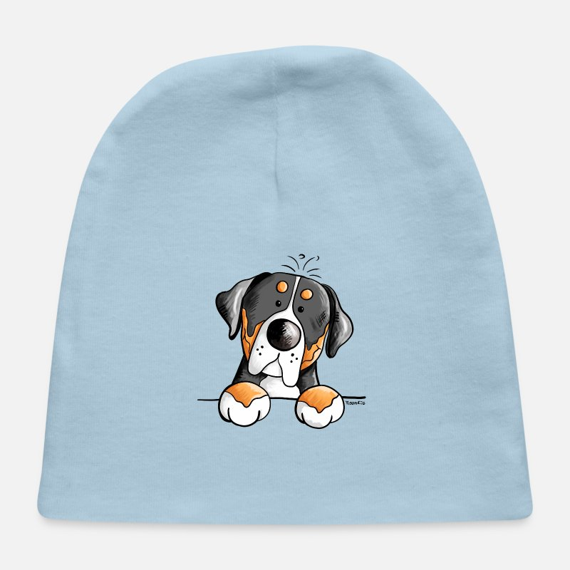 Cute Greater Swiss Mountain Dog Gift