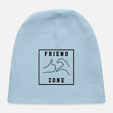 Friendzone Friendzone | Romance, Valentines, Friends, Love - Baby Cap