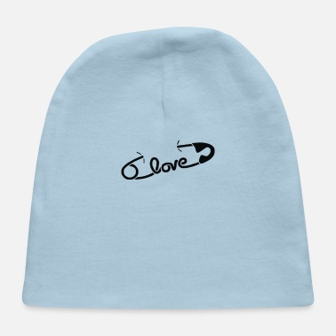 Pin pin love - Baby Cap
