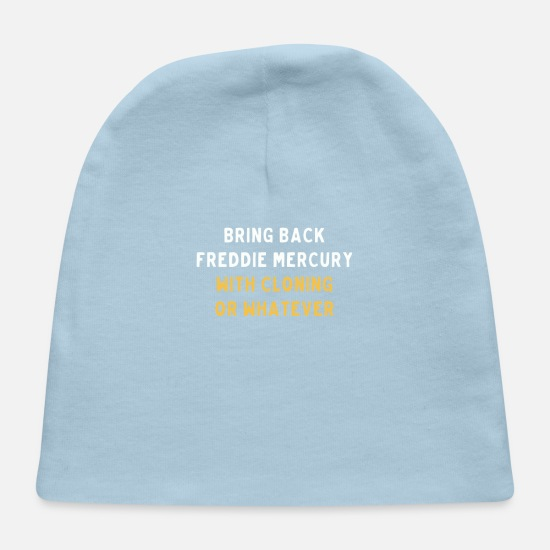 Mercury Baby Caps - Bring Back - Baby Cap light blue