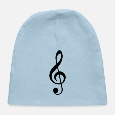 Music Musical Note - Baby Cap