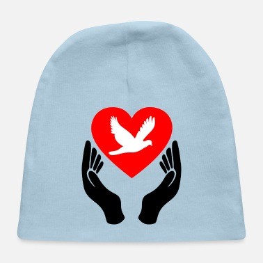 Dove Of Peace Dove of Peace - Baby Cap