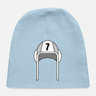 White Water Polo Cap Nr. 7 | Gift Idea for Players - Baby Cap