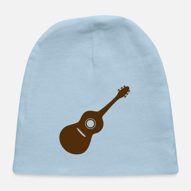 guitar strings electric guitar lessons gift - Baby Cap