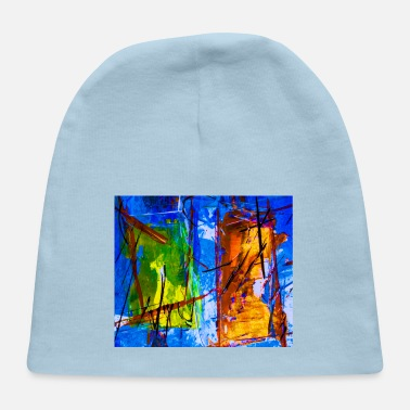 Abstract Abstract - Baby Cap