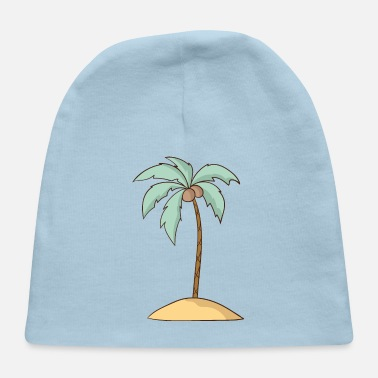 Palm Trees Palm Tree - Baby Cap
