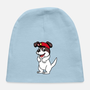 Police Dog Dog Police Dog Dog Friendly - Baby Cap