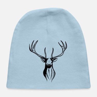 Stag stag - Baby Cap