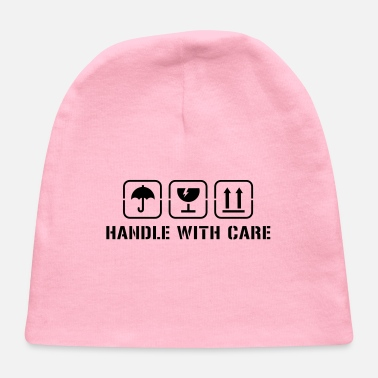 Care Handle with care - Baby Cap