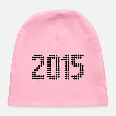 2015, Numbers, Year, Year Of Birth - Baby Cap