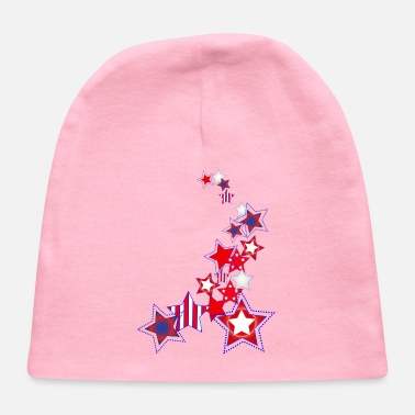 Stars And Stripes Stars and Stripes - Baby Cap