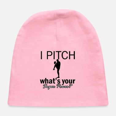 Pitch pitch design - Baby Cap