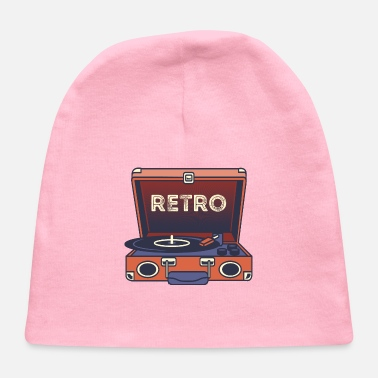Pickup Line RETRO MUSIC PICK UP - Baby Cap